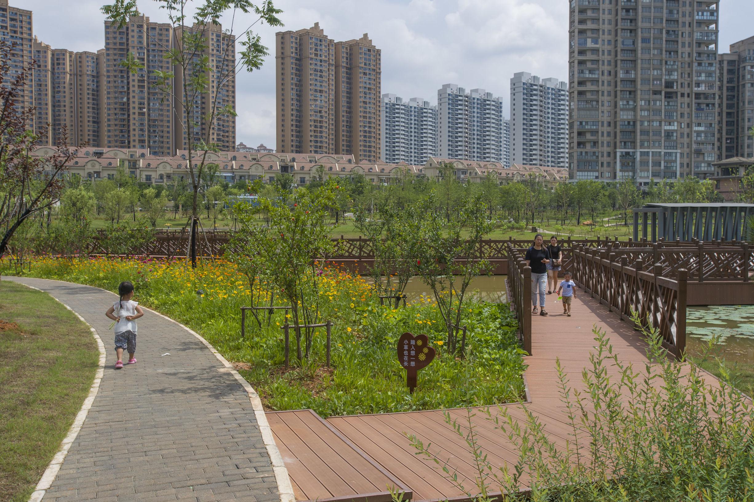 首页 新闻中心 媒体聚焦 > 正文         作为武汉海绵城市建设的亮点